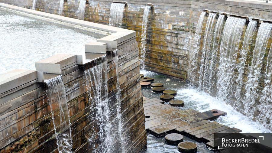 Grube Reden: Überlauf Wasserhaltung