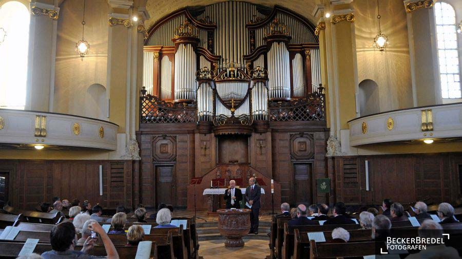Orgelkonzert in Völklingen