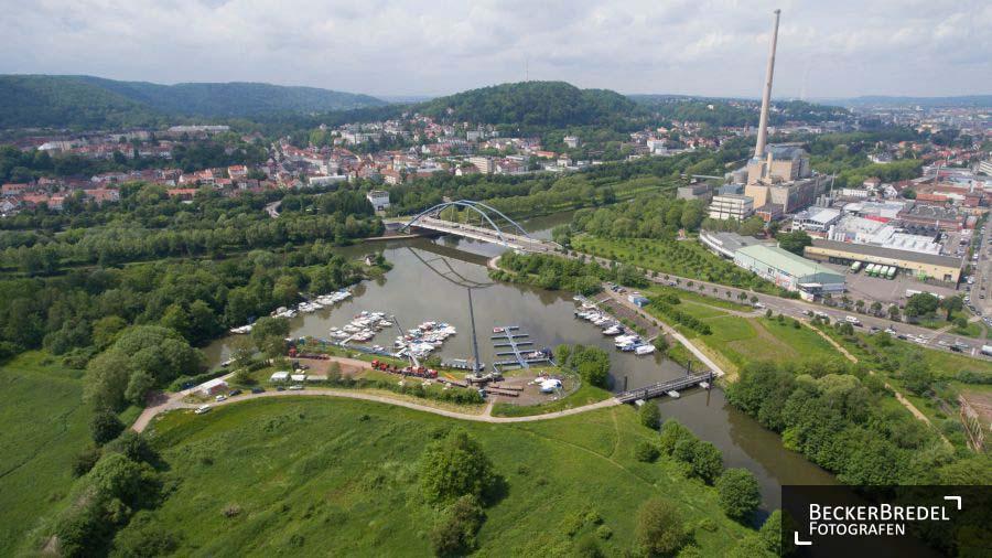 Saarbrücken Ostfhafen