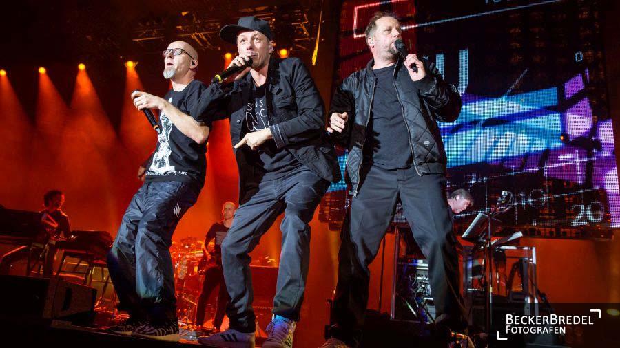 Die Fantastischen Vier in der Saarlandhalle