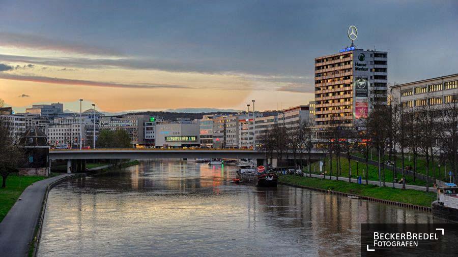 Innenstadt Saarbrücken