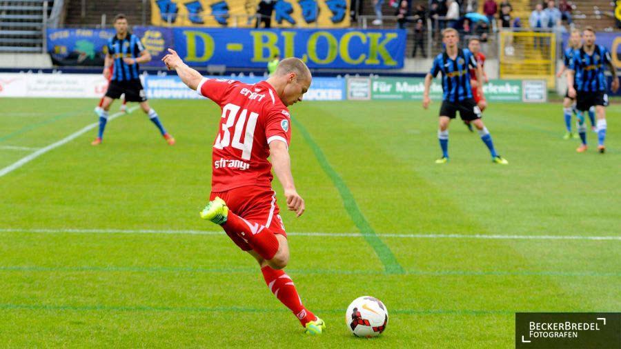 FCS gegen Rot-Weiß Erfurt