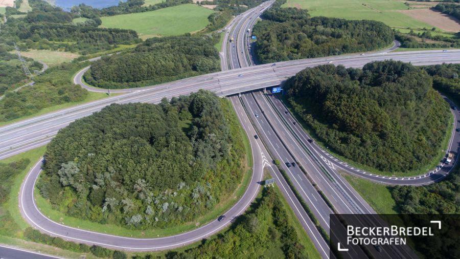 Autobahnkreuz Saarbrücken