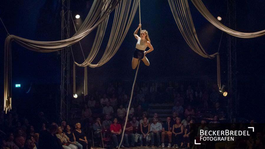 Cirque Bouffon in Saarbrücken