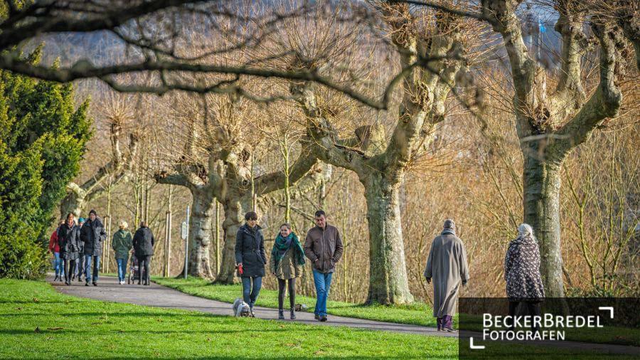Spaziergang am Staden