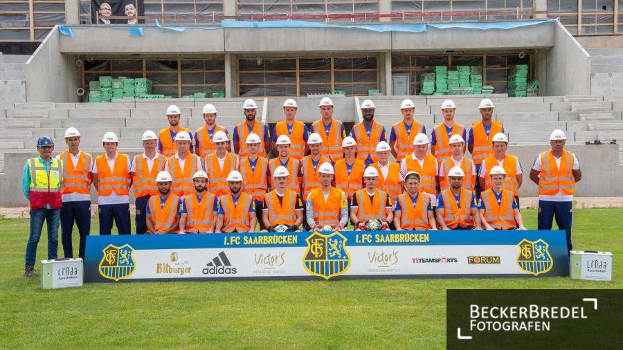 FCS Mannschaft