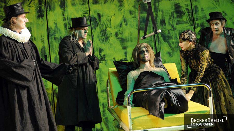 Volpone im Staatstheater